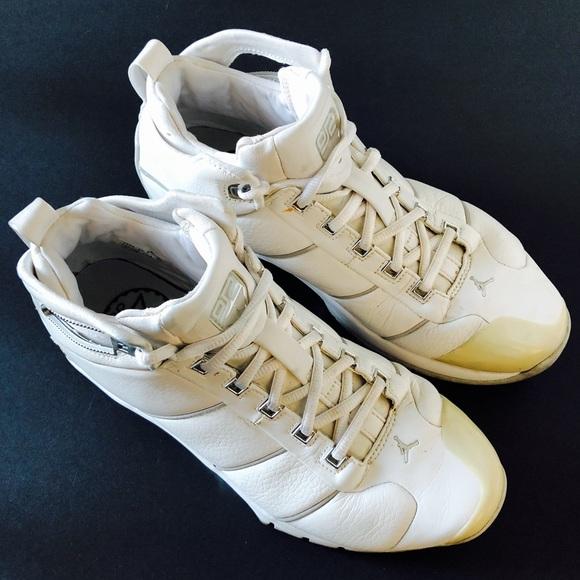 013a4a018 Jordan Other - 🏆 Jordan Jumpman DJ2 Derek Jeter 2 White/Silver